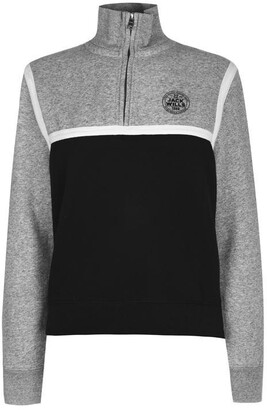 Jack Wills Cleverly Half Zip Pop Over