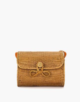 Madewell Bembien Lily Rattan Crossbody Bag