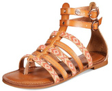 Roxy Textile Caged Sandal
