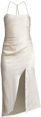 Significant Other Lucine Slit Dress