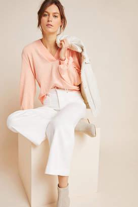 Ro & De Coral Ribbed Pullover