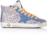 Golden Goose Deluxe Brand Distressed Francy Sneakers