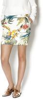 Luna Tropical Short Skirt