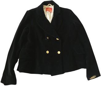 Vivienne Westwood Black Velvet Jackets