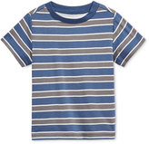 First Impressions Mixed-Striped Thermal T-Shirt, Baby Boys (0-24 months), Only at Macy's