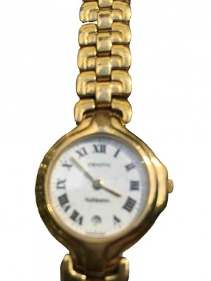 Zenith Gold Gold plated Watches