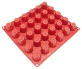 Freshware 30-Cavity Silicone Mini Cannele Pan