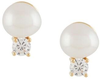 Northskull Joanna pearl stud earrings