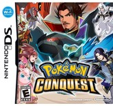Nintendo Pokemon Conquest DS)
