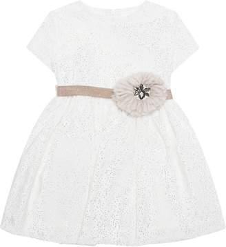 Special Day Ivory Sparkle Dress
