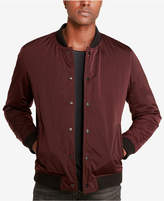 Sean John Men's Reversible Bomber Jacket