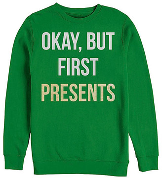 Fifth Sun Men's Sweatshirts and Hoodies KELLY - Kelly 'First Presents' Sweatshirt - Men