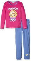 Nickelodeon Girl's I love Shopkins Long Sleeve Pyjama Set