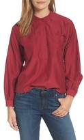 Lucky Brand Women's Pullover Blouse
