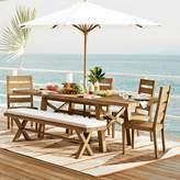 west elm Jardine Expandable Dining Table