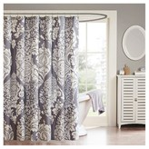 "Nobrand No Brand Adela Cotton Shower Curtain - Slate (72""x72"")"