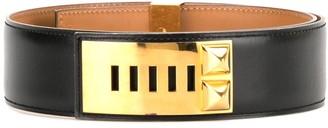 Hermes 1996 Collier de Chien Medoru belt