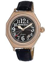 Breed Arthur Leather-band Automatic Watch.