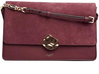 Luella Grey London Freya Berry Medium Shoulder Bag
