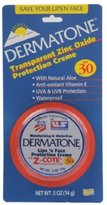 Dermatone Mini Tin with Z-Cote Face Protection SPF 30, 14 Grams (Pack of 2)
