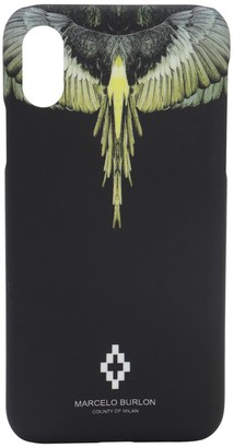 Marcelo Burlon County of Milan Printed Wings Tech Iphone X/Xs Cover