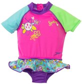 Speedo Girls' UV Polywog (1yr6yrs) - 8126404