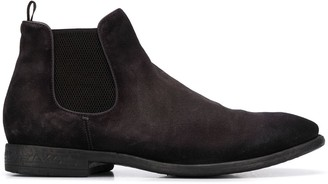 Officine Creative Ankle Length Boots
