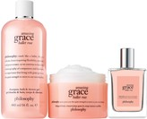 philosophy graceful roses luxurious fragrance layering trio