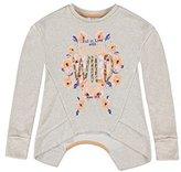 Pampolina Girl's 1/1 Arm Sweatshirt