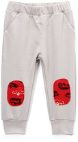 Baby Nay Gray Cars Sweatpants - Infant