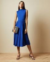 Ted Baker Sleeveless Jersey Printed Dress