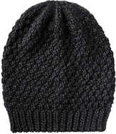 Joe Fresh Women's Sparkle Winter Hat, Burgundy (Size O/S)