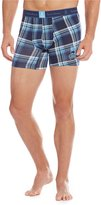 Psycho Bunny Large Plaid Knit Boxer Briefs