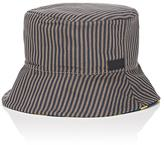 Fendi MEN'S REVERSIBLE COTTON-BLEND BUCKET HAT