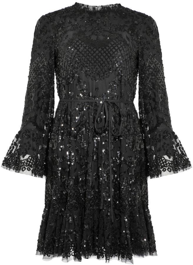4a3f84b9b7f Needle   Thread Black Dresses - ShopStyle
