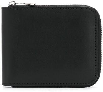 AMI Paris Small Zipped Wallet