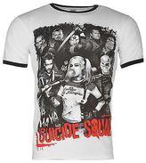 Character Mens T Shirt Summer Casual Short Sleeve Crew Neck Tee