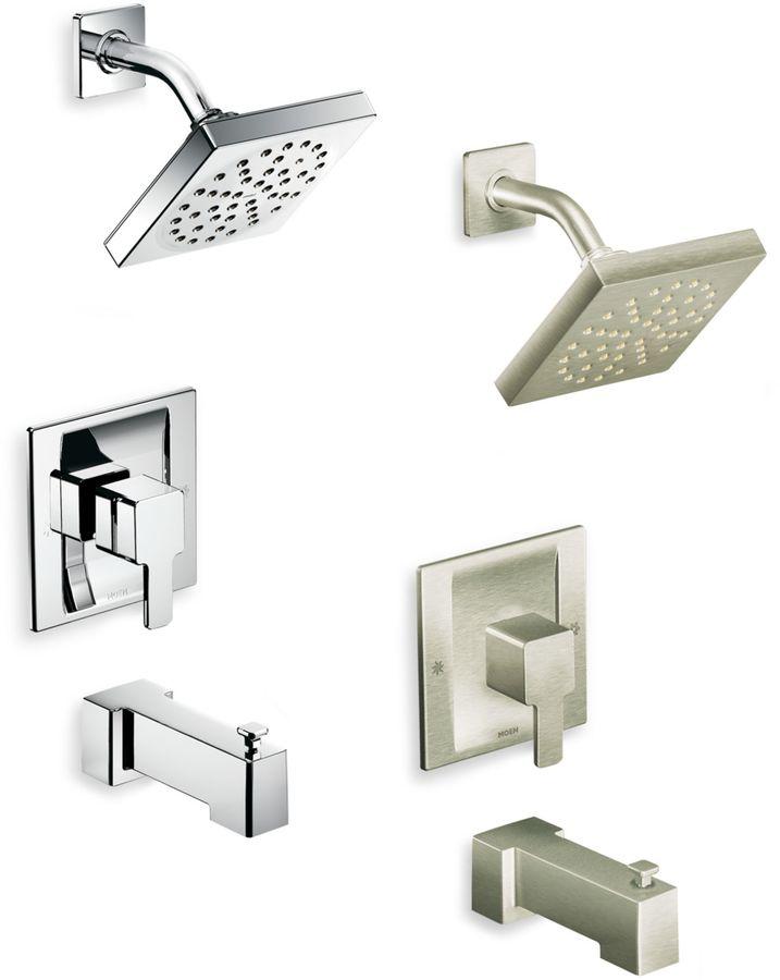 Moen 90 Degree Moentrol® Tub/Shower Trim