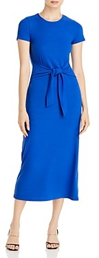 Aqua Tie-Waist Maxi Dress - 100% Exclusive
