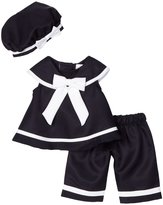 Rare Editions Nautical Capri Set with Hat (6m)