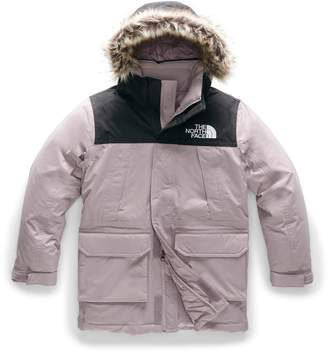 The North Face McMurdo Waterproof 550 Fill Power Down Parka with Faux Fur Trim