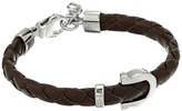 Salvatore Ferragamo Gancini Hook Closure Bracelet Bracelet