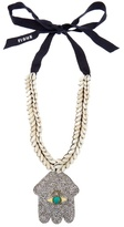 Figue Goddess shell necklace