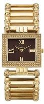 Freelook Women's HA100G-2 Brown Dial Stainless Steel Bracelet Watch