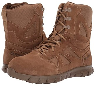 Reebok Work Sublite Cushion Tactical (Coyote) Men's Boots