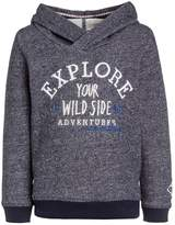 Eat Ants by SANETTA INTO THE WOOD Sweatshirt deep blue