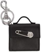 Versus Black Bag Keychain