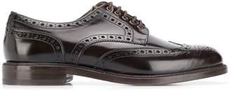 Berwick Shoes Ebano oxford shoes