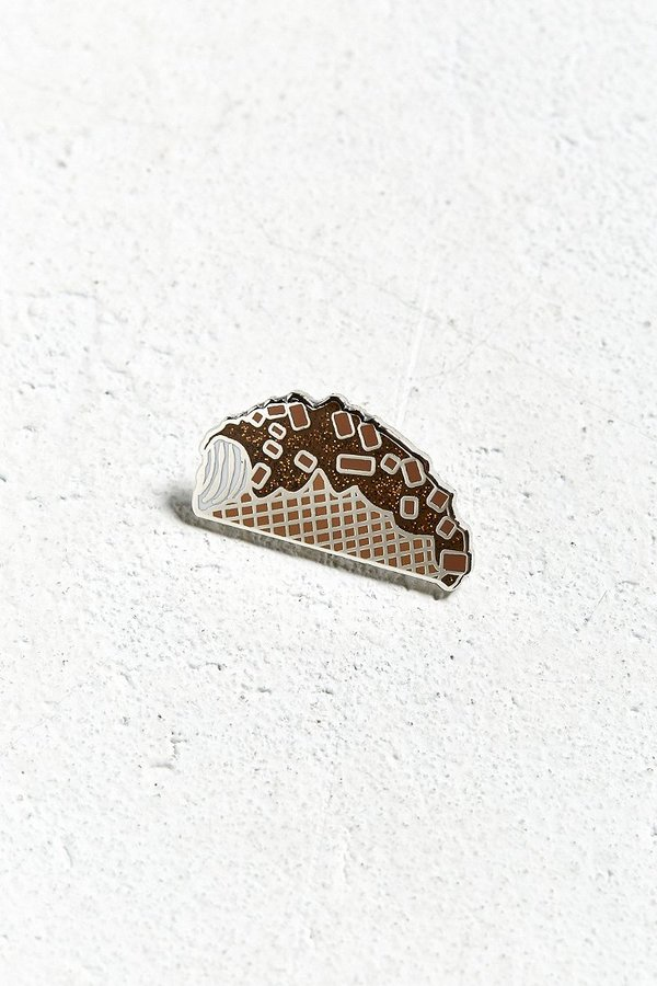 Urban Outfitters Joeepropa Goods Choco Taco Pin