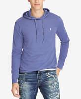 Polo Ralph Lauren Men's Big & Tall Hooded Long-Sleeve T-Shirt